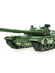 Toys Tank Tank ABS Plastic Metal Boys' Girls' Birthday Children's Day Gift Action & Toy Figures Action Games