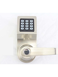 cheap -Zinc Alloy / Metal Password lock Smart Home Security System RFID / Non-visual doorbell Home / Apartment / School Security Door / Wooden Door / Composite Door (Unlocking Mode Password / Mechanical key