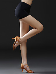 baratos -Dança Latina Fundos Mulheres Treino Viscose Natural Calções