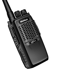 cheap -wanhua 825 Walkie Talkie Handheld / Anolog Low Battery Warning / Power Saving Function >10KM >10KM 6 W Walkie Talkie Two Way Radio