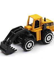 economico -veicoli da cantiere Giocattoli 1:60 Metallo Giallo