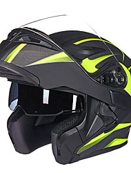 cheap -GXT 902 Motorcycle Electric Cars Double Lens Anti-Fog Open Face Helmet Full Cover Unisex Colorful