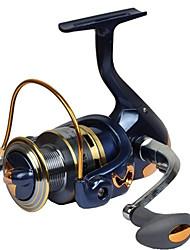 Moulinet pour pêche Moulinet spinnerbaits 2.6:1 13 Roulements à billes Echangeable Pêche générale-SF3000