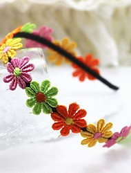 cheap -Girls Hair Accessories,All Seasons Cotton Lace