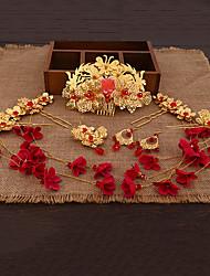 Accessori Lolita Lolita Classica e Tradizionale Cappelli Ispirazione Vintage Oro Accessori Lolita Cappelli Per