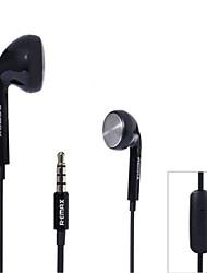 neutrální zboží REMAX RM-303 Sluchátka do  ušíForPřehrávač / tablet Mobilní telefon PočítačWiths mikrofonem DJ ovládání hlasitosti Hraní