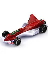 Недорогие -Игрушки Машинки Формулы 1 Игрушки Автомобиль пластик Металл Классический и неустаревающий Изысканный и современный 1 Куски Мальчики