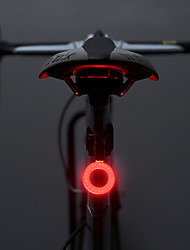 cheap -Bike Lights Rear Bike Light LED Cycling Lumens Battery Cycling/Bike Outdoor