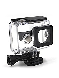 TELESIN Underwater Diving 30M Waterproof Protective Frame Housing Case Lens Cover Box for Xiaomi YI Action Camera