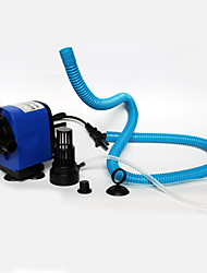 cheap -Aquarium Air Pump / Water Pump / Filter Adjustable / Noiseless Plastic 220-240 V V Plastic