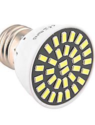 E26/E27 Faretti LED T 32 SMD 5733 500-700 lm Bianco caldo Luce fredda 2800-3200/6000-6500 K Decorativo AC 110-130 AC 220-240 V
