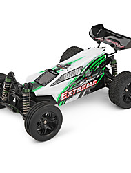 RC Car WL Toys A303 2.4G Car Off Road Car High Speed Drift Car Buggy 2WD 1:12 Brush Electric 35 KM/H Remote Control Rechargeable Electric