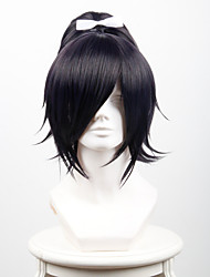 cheap -Synthetic Cosplay Wigs Game sword dancing big and keep guarding the possession Black Claw Ponytail wig