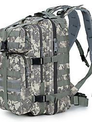 cheap -30 L Daypack Hiking & Backpacking Pack Camping / Hiking School Traveling Compact Canvas
