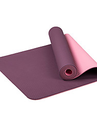 TPE Mats Yoga Inodore Eco-friendly 6 mm