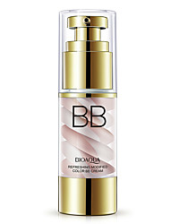 cheap -Bioaqua Brand Nude Concealer Moisturizing Bb Cream Makeup Whitening Brighten Oil-Control Hyaluronic Acid Base Bb Cream Cosmetics