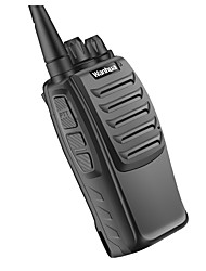 cheap -wanhua 26 Walkie Talkie Handheld Anolog Monitoring >10KM >10KM 16 5W Walkie Talkie Two Way Radio
