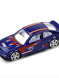Недорогие -Модели автомобилей Игрушки Гоночная машинка Игрушки моделирование Автомобиль Металлический сплав пластик Металл Творчество Классический и