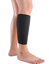 cheap -Calf Strap Sports Support Eases pain Protective Adjustable Thermal / Warm Camping & Hiking Cycling/Bike Running Black