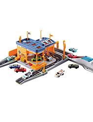 abordables -Sets de Garage Voiture de Course Automatique Créatif Nouveautés Classique Haute qualité Fille