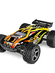 RC Car WL Toys 12404 2.4G Off Road Car High Speed 4WD Drift Car Buggy 1:12 Brush Electric 45 KM/H Remote Control Rechargeable Electric