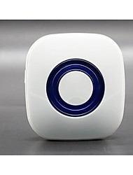 433MHz Indoor Ding Dong Ring Learning Code Wireless Indoor Receiver Matching Visual Doorbell Use