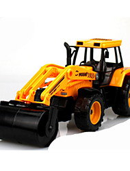 cheap -Pull Back Car/Inertia Car Pull Back Vehicles Construction Vehicle Compactor Motor Grader Toys Toys Plastic Classic & Timeless Pieces