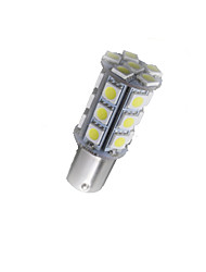 cheap -10x Super Bright White Ba15s 1156 Car Rear Turn Light Signal 27 LED SMD Bulb 12V