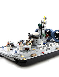 Building Blocks Toys Aircraft Carrier Cool 928 Pieces Boys' Boys Birthday Carnival Children's Day Gift