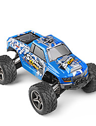 RC Car WL Toys 12402 2.4G Car Off Road Car High Speed 4WD Drift Car Buggy 1:12 Brush Electric 45 KM/H Remote Control Rechargeable Electric