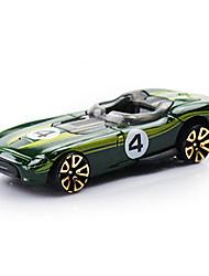 cheap -Race Car Toys 1:64 Metal Plastic Green
