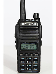 cheap -BAOFENG -82 Walkie Talkie Handheld Low Battery Warning Emergency Alarm Power Saving Function Voice Prompt Dual Band Dual Standby FM Radio