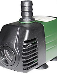 cheap -Aquarium Water Pump Energy Saving Plastic AC 100-240V