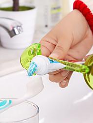 Toothpaste Squeezer Multi-function Travel Eco-Friendly Plastic Toilet Bath Caddies