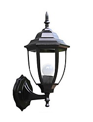 cheap -European Modern Courtyard Retro Wall Lamp