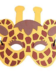 Maschere di Halloween Maschera animale Giocattoli Cervo Tema Horror Cartoni animati 1 Pezzi Unisex Carnevale Giornata universale