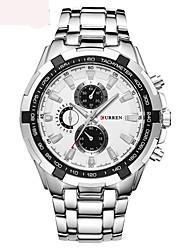 cheap -Fashion Watch Swiss Designer Quartz Alloy Band Luxury Black White