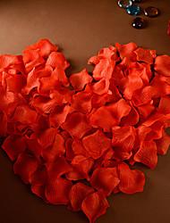 1 Větev Růže Umělé květiny 4.5*5