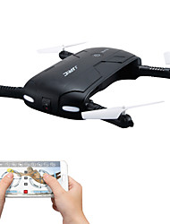 Drone JJRC H37 4CH 6 Axis With 2.0MP HD Camera FPV LED Lighting One Key To Auto-Return Auto-Takeoff Headless Mode 360°Rolling Access