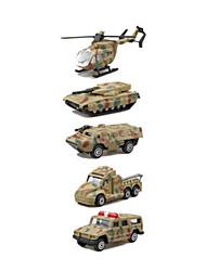 Carros de Brinquedo Brinquedos Veículo Militar Brinquedos Helicóptero Caminhão Metal Clássico Chique & Moderno 1 Peças Para Meninos Para