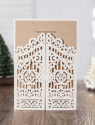 Gate-Fold Wedding Invitations 50-Greeting Cards Mother's Day Cards Baby Shower Cards Bridal Shower Cards Engagement Party Cards