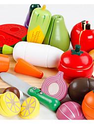 cheap -Pretend Play Leisure Hobby Toys Novelty Toys Wood Rainbow For Boys For Girls