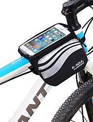 preiswerte -Fahrradrahmentasche Handy-Tasche 4.2 Zoll tragbar Iphone Ständer Touchscreen Radsport für Samsung Galaxy S4 Samsung Galaxy S8 iphone 4/7S