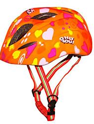Недорогие -KUYOU Детские Мотоциклетный шлем CE Велоспорт 10 Вентиляционные клапаны Экстремальный вид спорта One Piece Горные Спорт Молодежный Горные