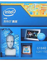 Недорогие -Intel Процессор центрального процессора Celeron G1840 2 Cores 2.8 LGA 1150