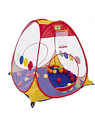 cheap -Play Tents & Tunnels Pretend Play Toys Toys Novelty Nylon Boys' Girls' Pieces