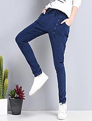 2017 della molla nuovi pantaloni di velluto opzionale a quattro colori