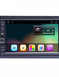 preiswerte -bonroad 7 2din 1024 * 600 android 6,01 Auto Hahn-PC-Tablette 2 für nissan GPS-Navigation bt Radio Stereo-Audio-Player Universal-din (kein