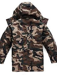economico -Per uomo Per donna Unisex Manica lunga Giacca mimetica da caccia Antivento Comodo Camouflage Top per Caccia S M L XL XXL