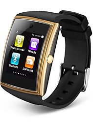 cheap -Smart Watch Heart Rate Monitor Calories Burned Pedometers Video Camera Distance Tracking Long Standby Information Hands-Free Calls